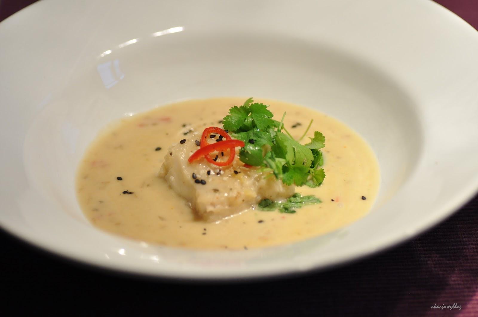 Ptaki Islandii - część 1. Kulinarnie dorsz a la Nage czyli tajskie oblicze ryby.