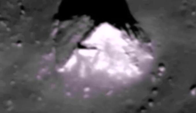 youtube nasa moon crash - photo #11