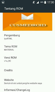 ROM ANDROMAX C2 NEW - CusMeDroid™