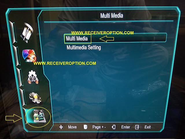 ECOLINK EL-7000 HD RECEIVER BISS KEY OPTION