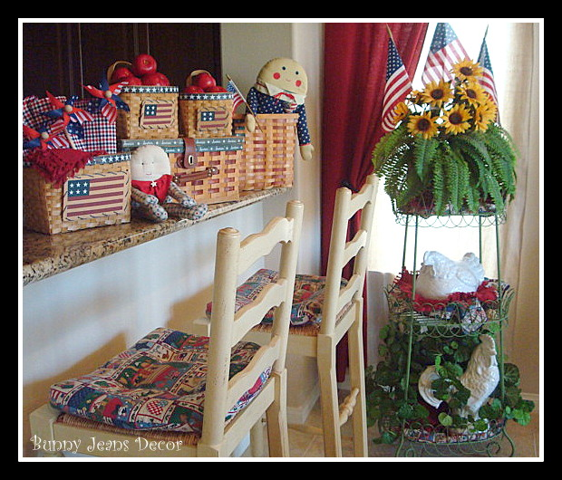 Fourth Of July Baskets