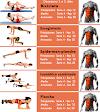Rutina de ejercicios para un abdomen definido