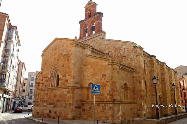 Iglesia San Esteban, Románico, Zamora
