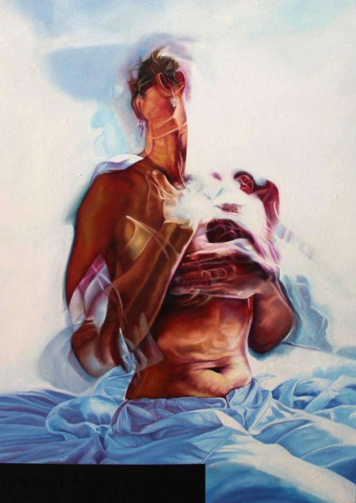 Бразильский художник. Anderson Santos