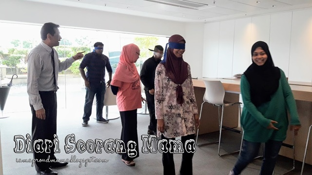 Pengalaman Menghadiri Latihan Kemahiran di Tempat Kerja