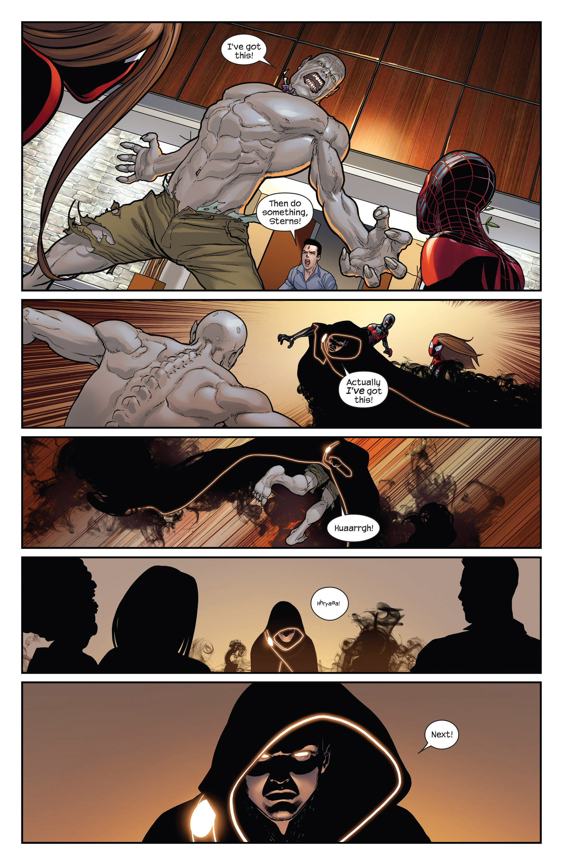 Read online Ultimate Comics Spider-Man (2011) comic -  Issue #28 - 16