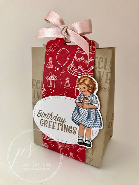 Birthday Delivery Bundle 10% discount, Stampin'Up! Frenchiestamps,