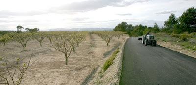 Convocadas las ayudas para el acondicionamiento de caminos rurales