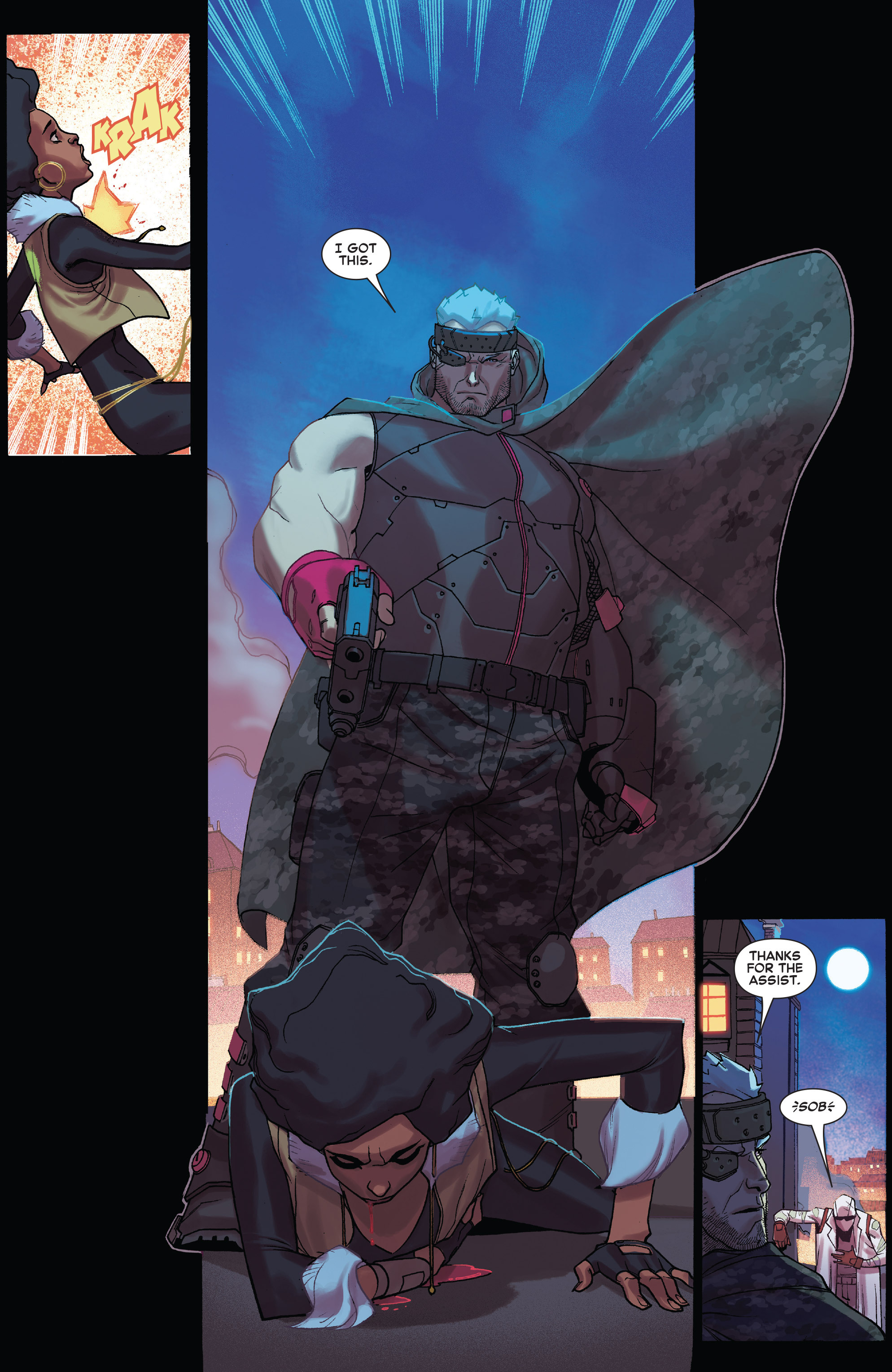 Read online X-Force (2014) comic -  Issue #4 - 14