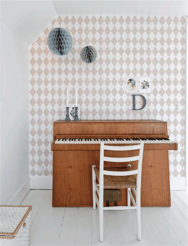 decorar zona de piano chicanddeco