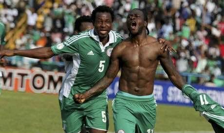 2018 WC qualifier: Victor Moses & Mikel Obi turn Uyo ecstatic as Nigeria defeat Algeria 3-1