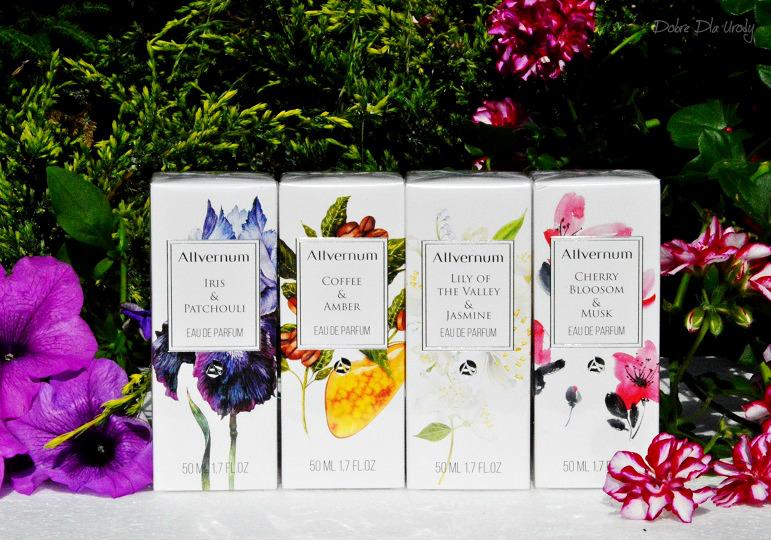 Kolekcją Grasse Allvernum widy perfumowane dla kobiet