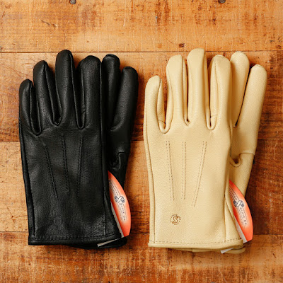 サリバングローブ『THE DRIVER GLOVE〈Goatskin〉』