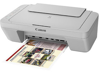 Canon PIXMA MG3052 Software Download and Setup