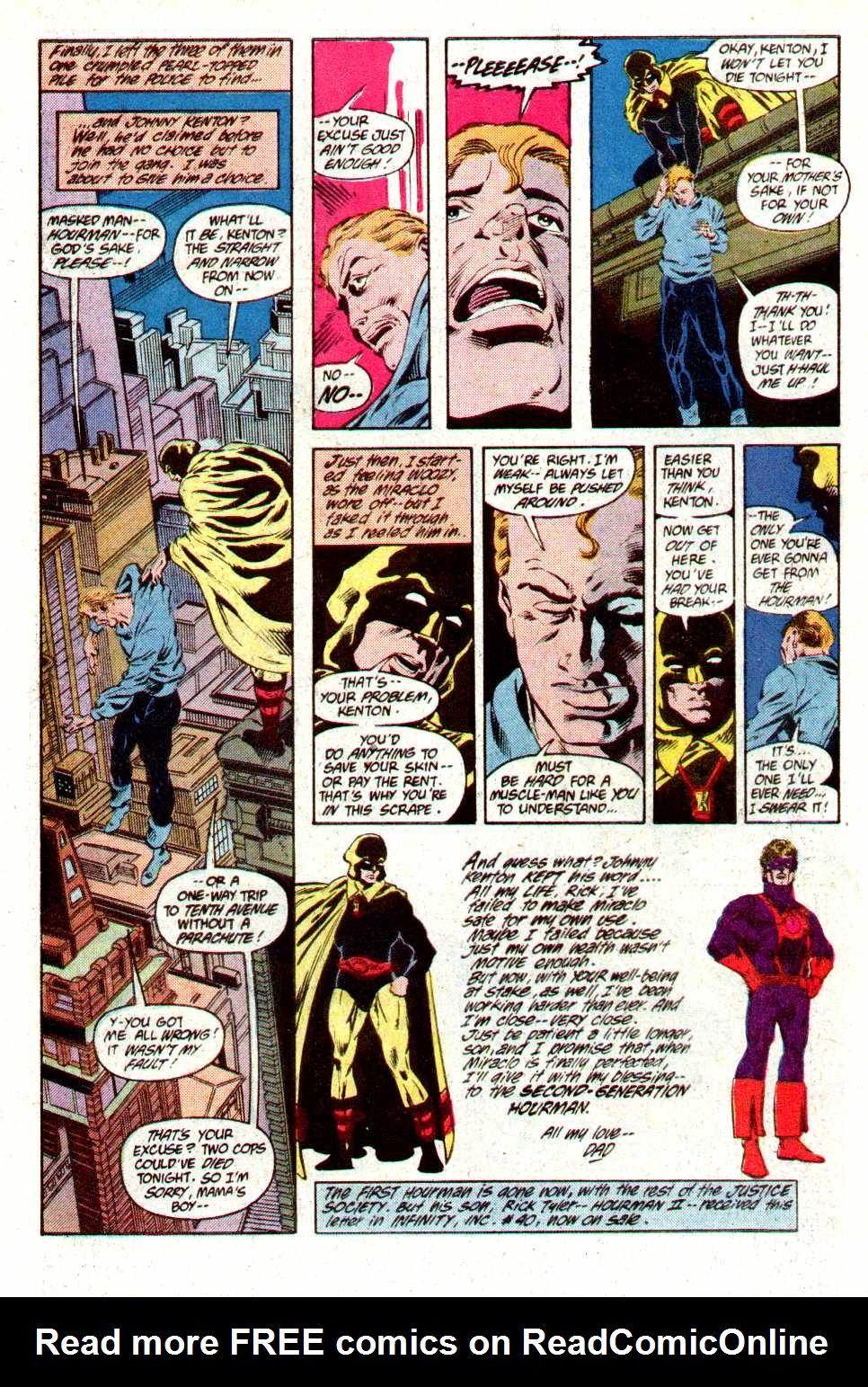 Read online Secret Origins (1986) comic -  Issue #16 - 45
