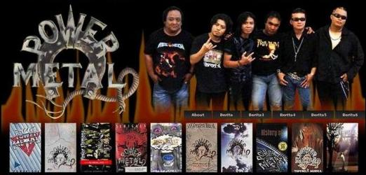 Power Metal Pesta Dansa