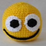patron gratis smile amigurumi | free amiguru pattern smile