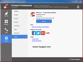 CCleaner Professional 5.22.5724 Final Full Version