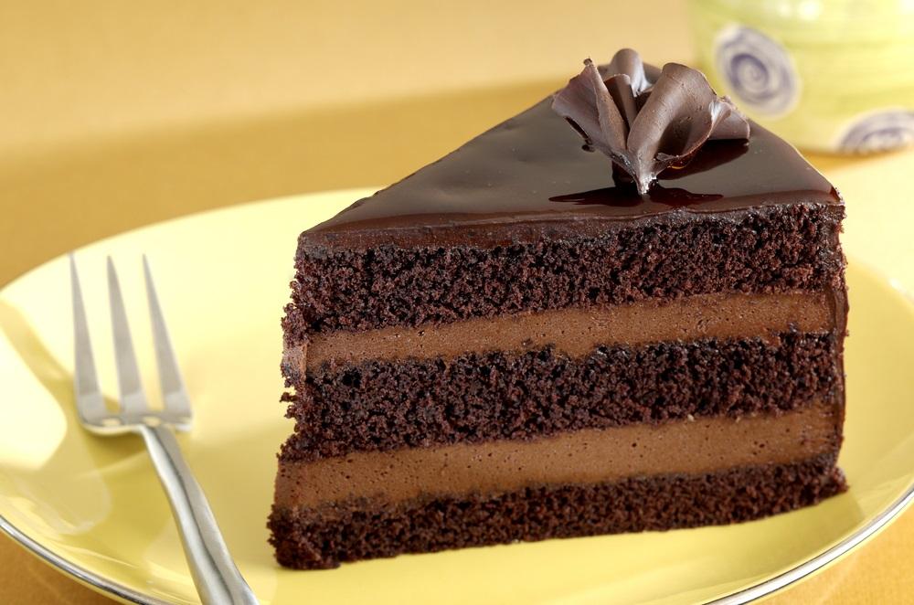 Chocolate Sponge Cake  Inch Tin