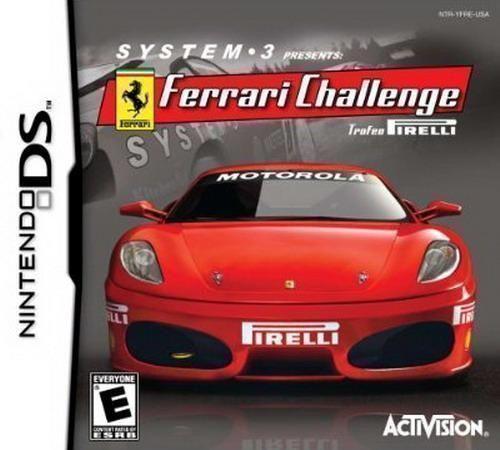 ROMs - Ferrari Challenge (Português) - NDS Download