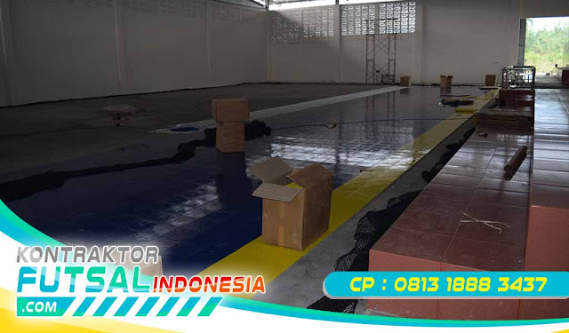 Jual Lantai Futsal Berkualitas