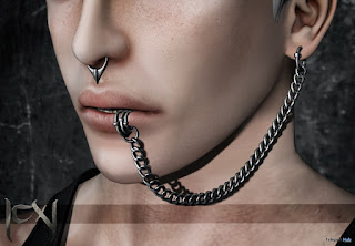 Deep Forge Chain L'HOMME Magazine Group Gift by CerberusXing