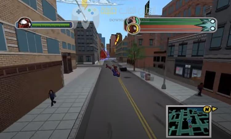 تحميل Ultimate Spider Man للكمبيوتر من ميديا فاير