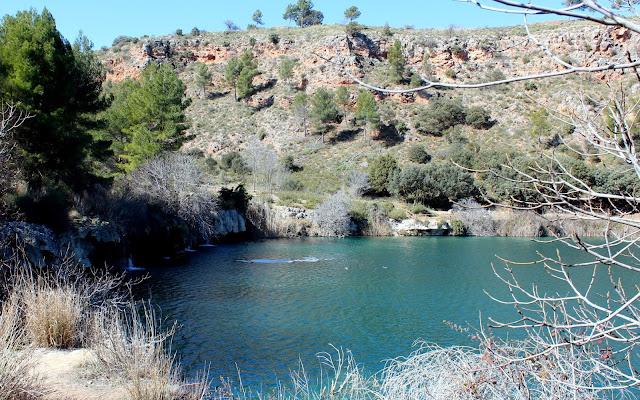 Qué ver en las lagunas de Ruidera.Laguna Batana. Ciudad Real, Albacete