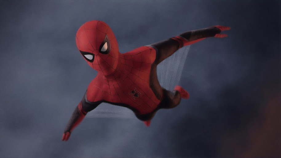 Spider Man Far From Home 4k Wallpaper 22