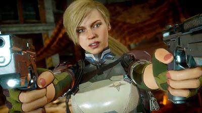 """Cassie Cage en un nuevo vídeo gameplay de """"Mortal Kombat 11""""."""