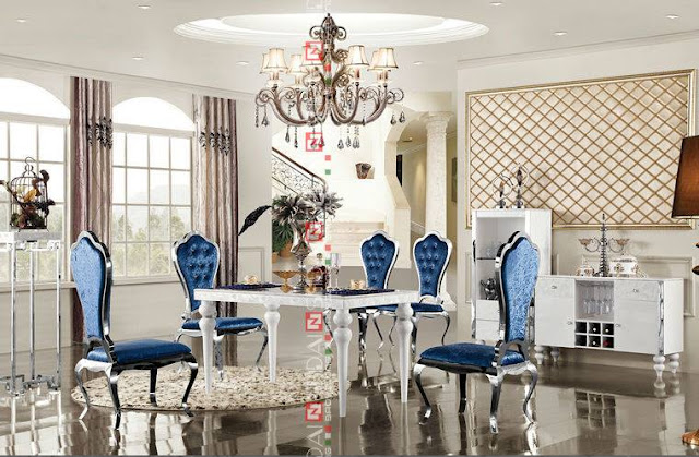 Awesome Modern Square Glass Dining Table