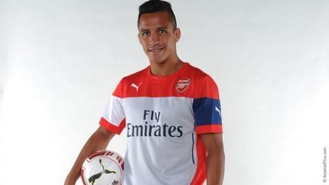 Alexis Sanchez sẽ có nhiều thay đổi ở Arsenal