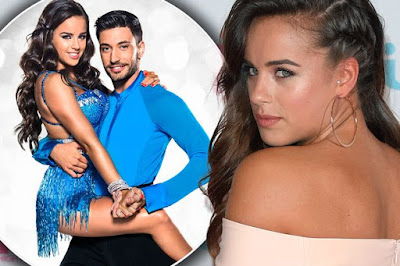 , Hmmm! Georgia May Foote makes shocking confession about Giovanni Pernice, Latest Nigeria News, Daily Devotionals & Celebrity Gossips - Chidispalace