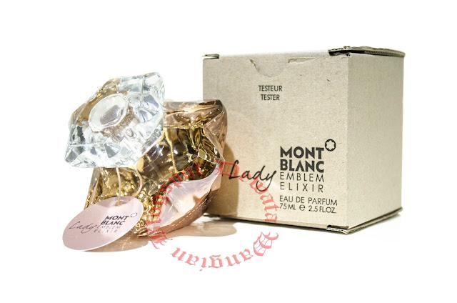 Mont Blanc Lady Emblem Elixir Tester Perfume
