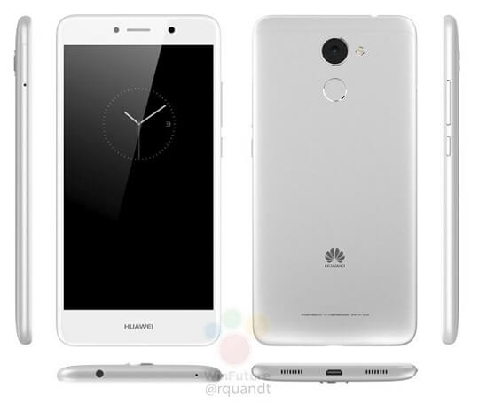 Huawei Enjoy 7 Plus Goes Official; OctaCore Snapdragon 435 and 4000mAh Battery