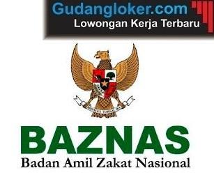 Lowongan Badan Amil Zakat Nasional (Baznas)