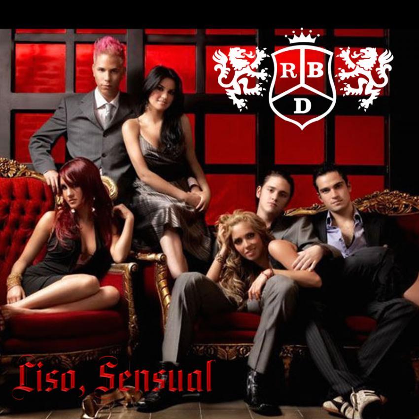 liso y sensual rbd