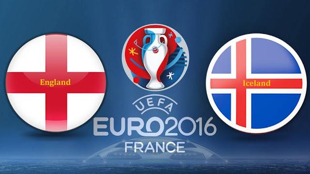 LIVE SCORE EURO: Hasil Inggris vs Islandia Prediksi dan Jadwal Piala Eropa Euro 2016 di TV Online RCTI Live Streaming