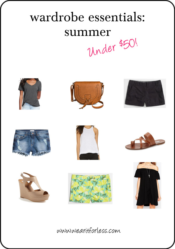 summer closet staples on sale, what to wear for summer, summer outfit inspiration