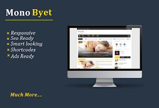 free-blogger-theme