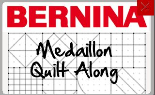 Bernina Medaillon-Quilt-Along