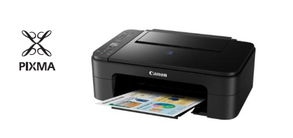 The New Canon PIXMA Ink Efficient E3170 Promises More Fun