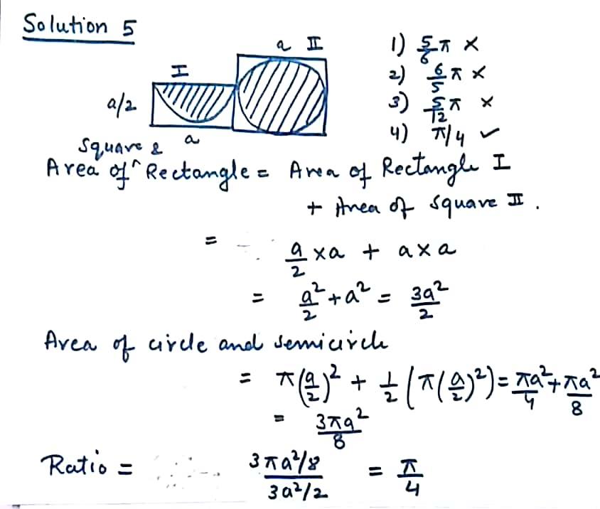CSIR Net Mathematics Solutions