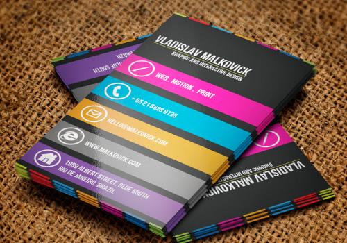 Inspirational Business Cards v3   Graphic Design Blog