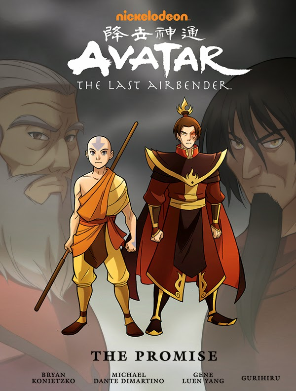 Download Avatar The Last Airbender : The Promise