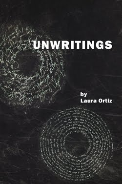 Unwritings by Laura Ortiz | Coming soon in August 2021!