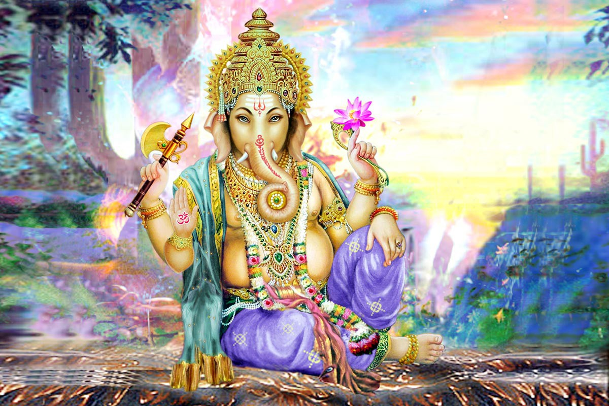 Lord Ganesha Pictures Hd: Festival 2013