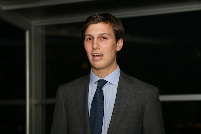 Jared Kushner leads White House Office Of American Innovation