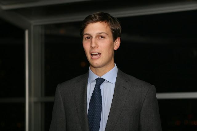 Jared Kushner leads White House Office Of American Innovation