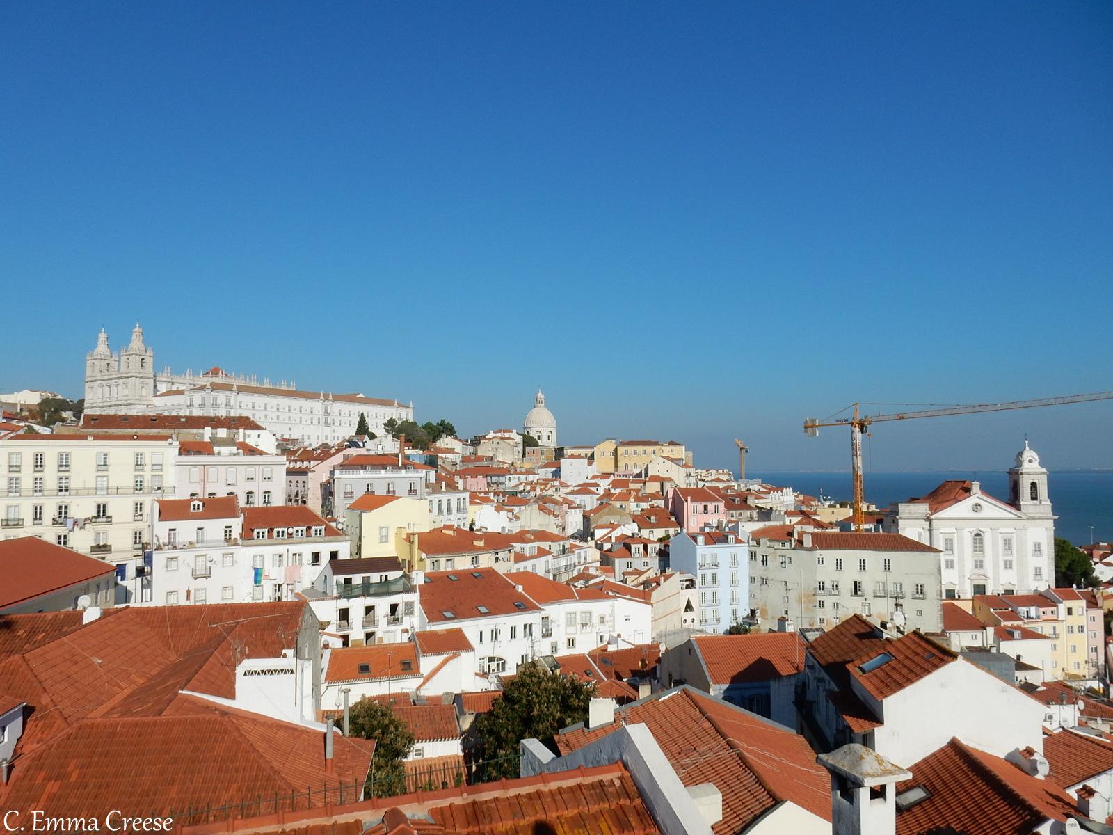 Things to do in Lisbon - Alfama neighbourhood